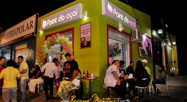 Point do Açaí - Agora na Olivia Flores